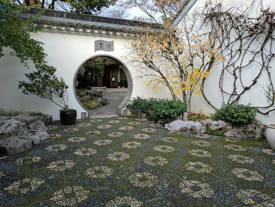 Lan Su Chinese Tea Garden