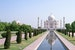 Taj Mahal, Tours of India
