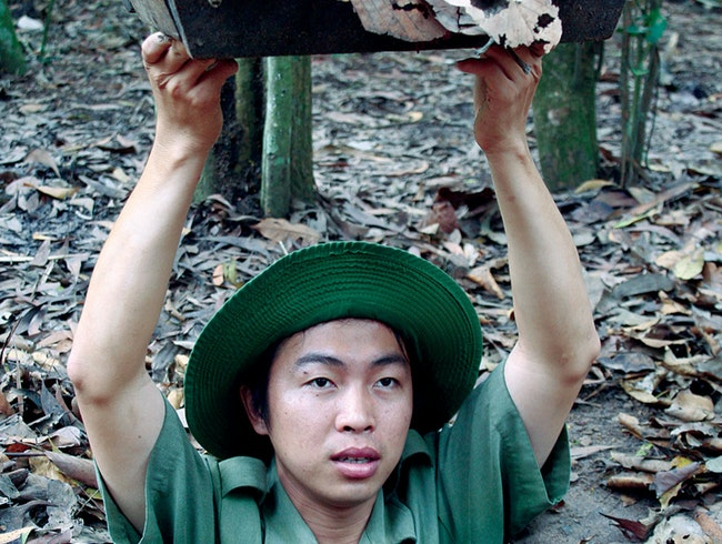 Cu Chi Tunnels - The Subterranean Labyrinth