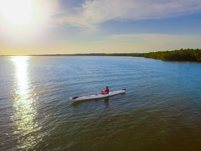 Kayaking the Great Calusa Blueway Fort Myers Florida United States
