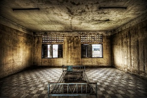 Tuol Sleng, Museum of Genocide