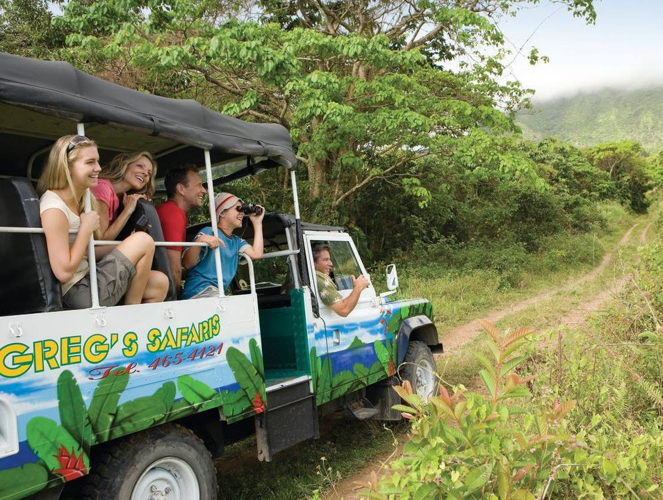 Greg's Safaris Saint George Basseterre Parish  Saint Kitts and Nevis