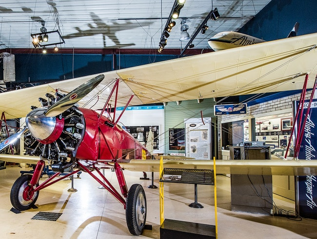 Anchorage Aviation Heritage Museum