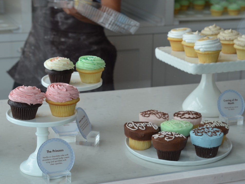 Satisfy Your Cupcake Craving Calgary  Canada