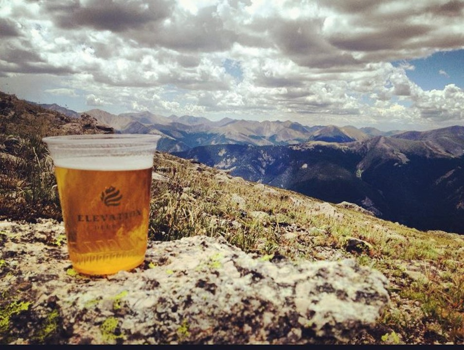 Beer With Altitude Poncha Springs Colorado United States