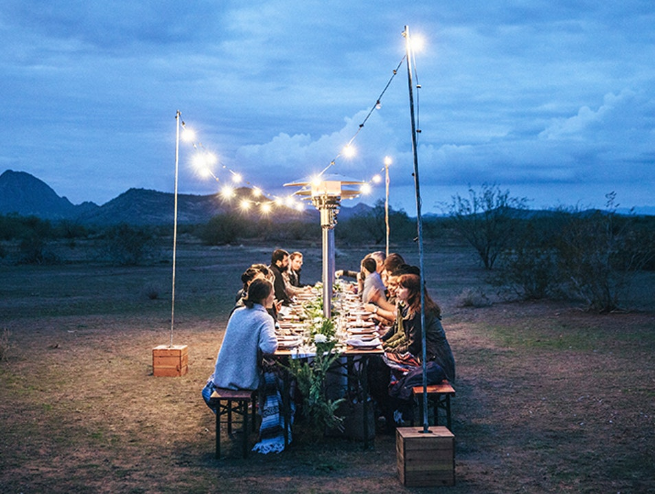 Gourmet Alfresco Dining Adventures Tucson Arizona United States