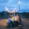 Cloth & Flame Desert Dinners Tucson Arizona United States