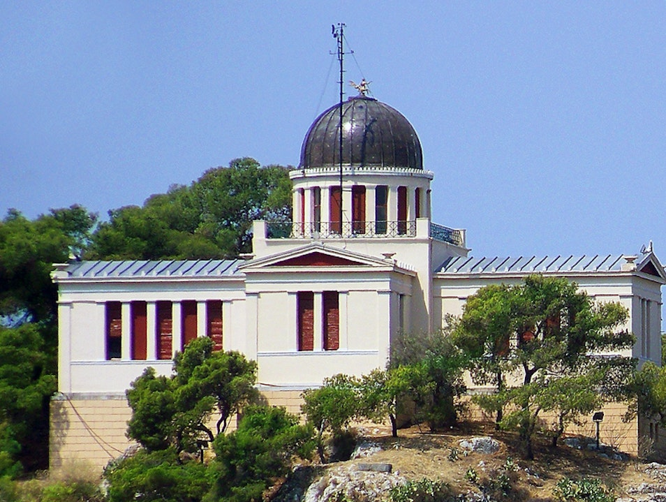 National Observatory of Athens Lakonia  Greece