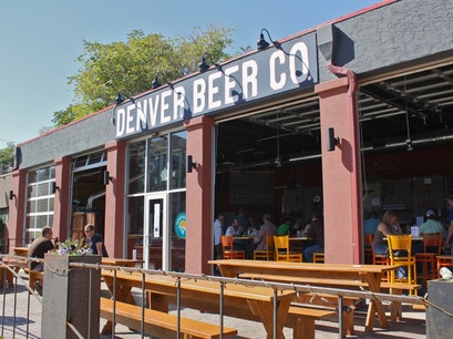 Denver Beer Co Denver Colorado United States