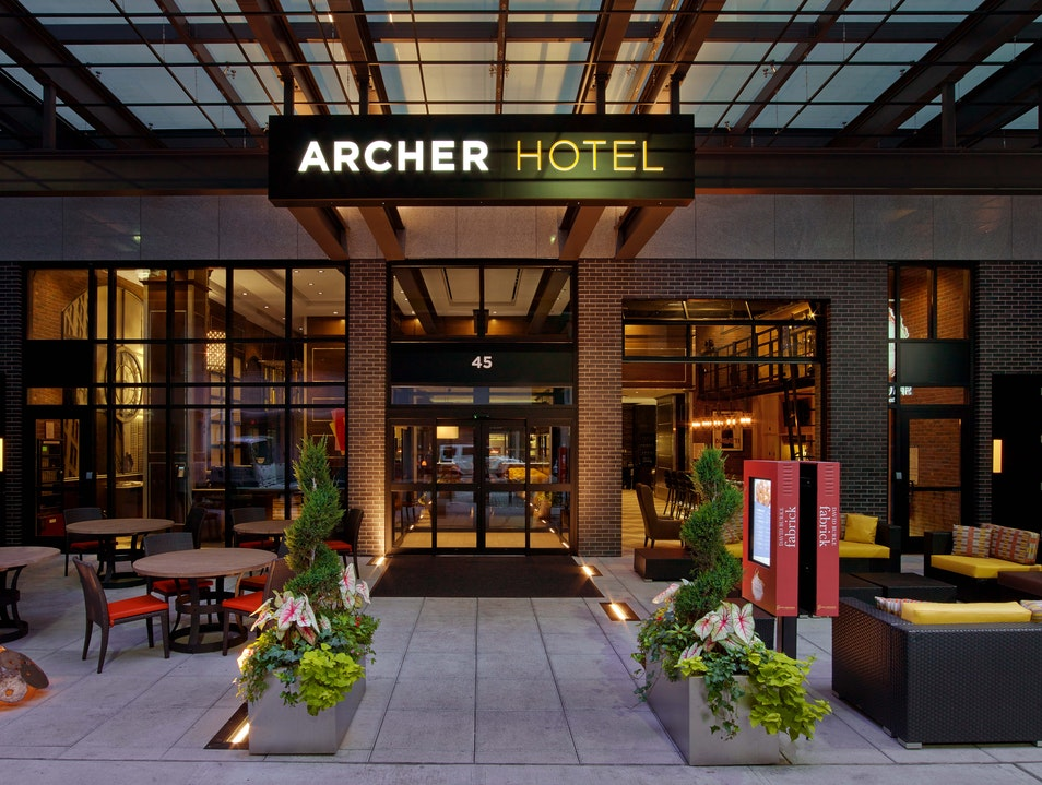 The Archer Hotel New York New York United States