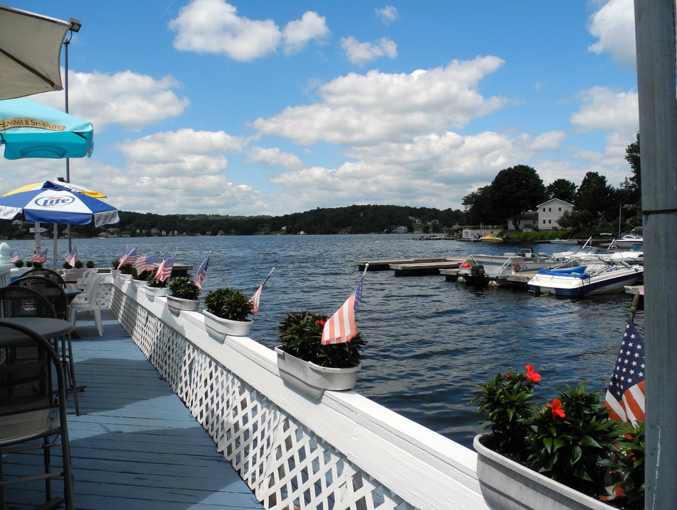 A Day Trip to Lake Hopatcong Jefferson New Jersey United States