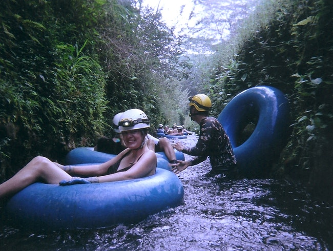 Tubing the Canals of a Former Sugar Plantation