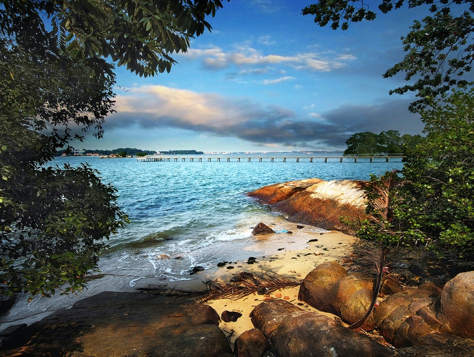 Exotic Island Escape   Singapore
