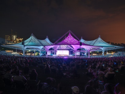 The Cynthia Woods Mitchell Pavilion The Woodlands Texas United States