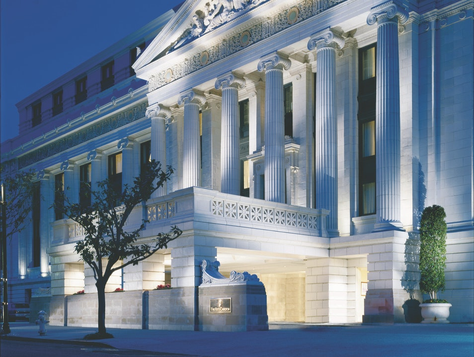 The Ultimate Luxury at the Ritz-Carlton, San Francisco San Francisco California United States