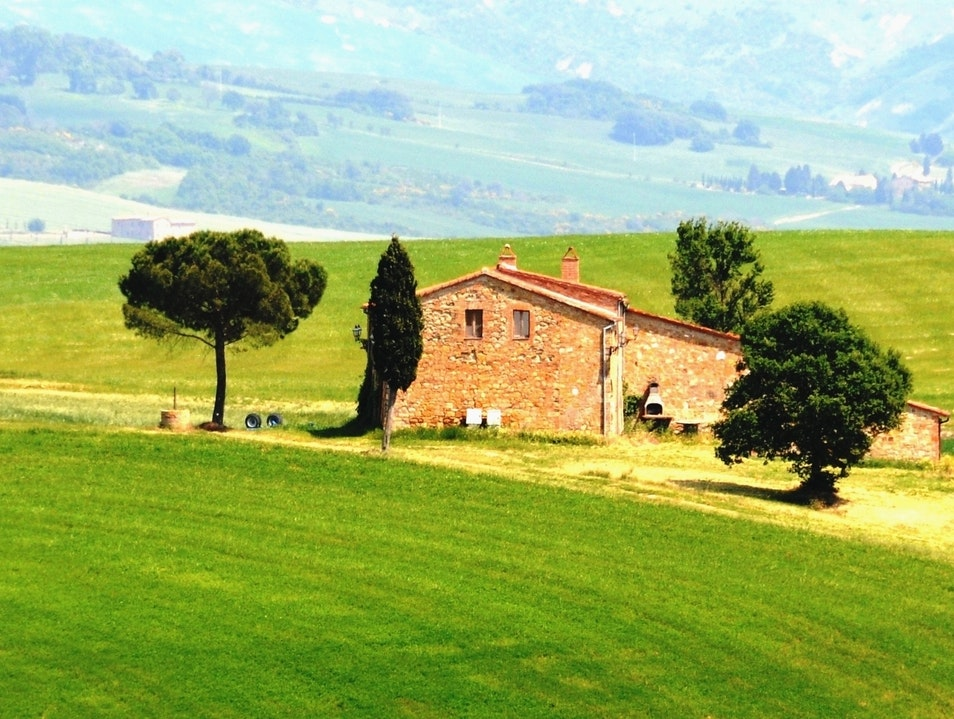 Val d'Orcia San Quirico d'Orcia  Italy