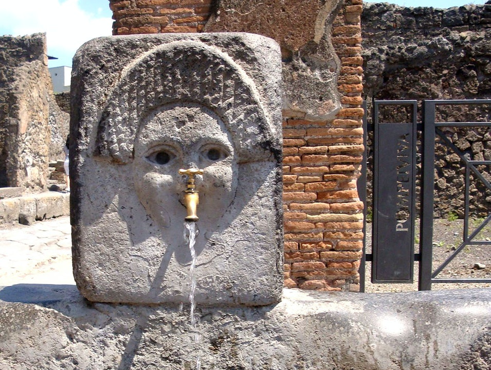 Take some time exploring Pompeii Pompei  Italy