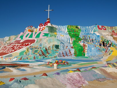 Salvation Mountain Calipatria California United States