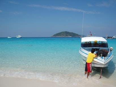 Similan Islands Lam Kaen  Thailand