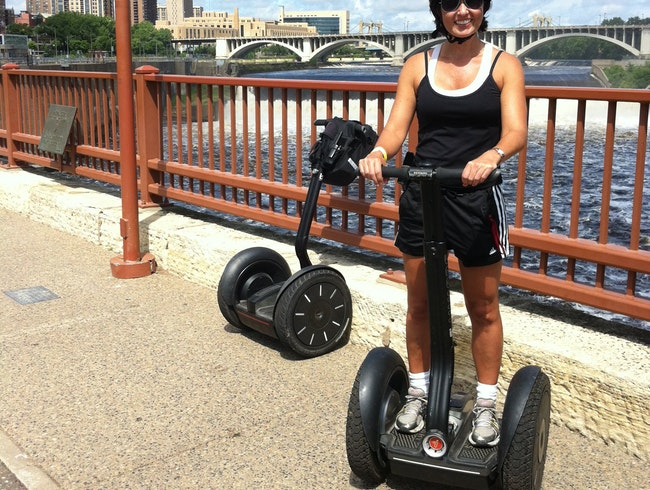 Choose Your Own Adventure Minneapolis - Segway Touring