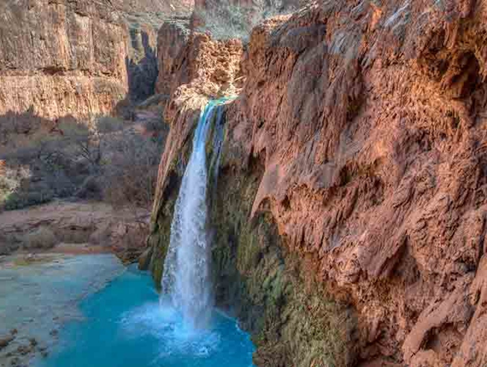 People of the Blue-Green Waters Grand Canyon Village Arizona United States