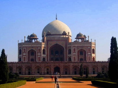 Humayun's Tomb New Delhi  India