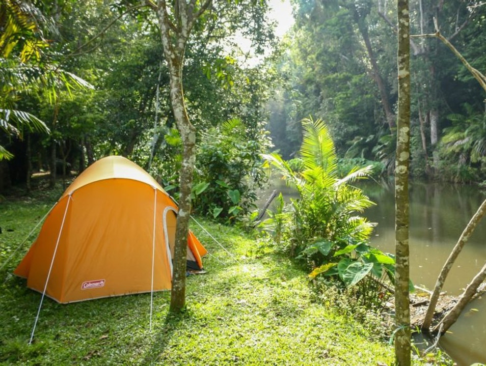 The best campsite in Northern Thailand