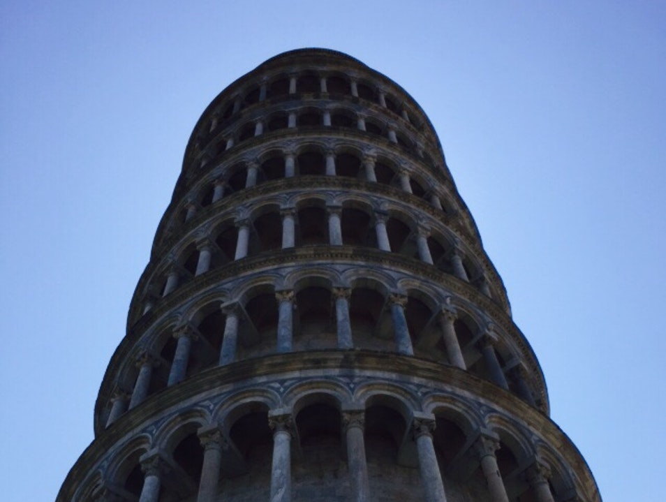Leaning Tower of Pisa Pisa  Italy