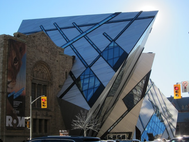 The Roy Ontario Museum