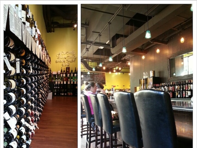 Screwtop Wine Bar and Cheese Shop