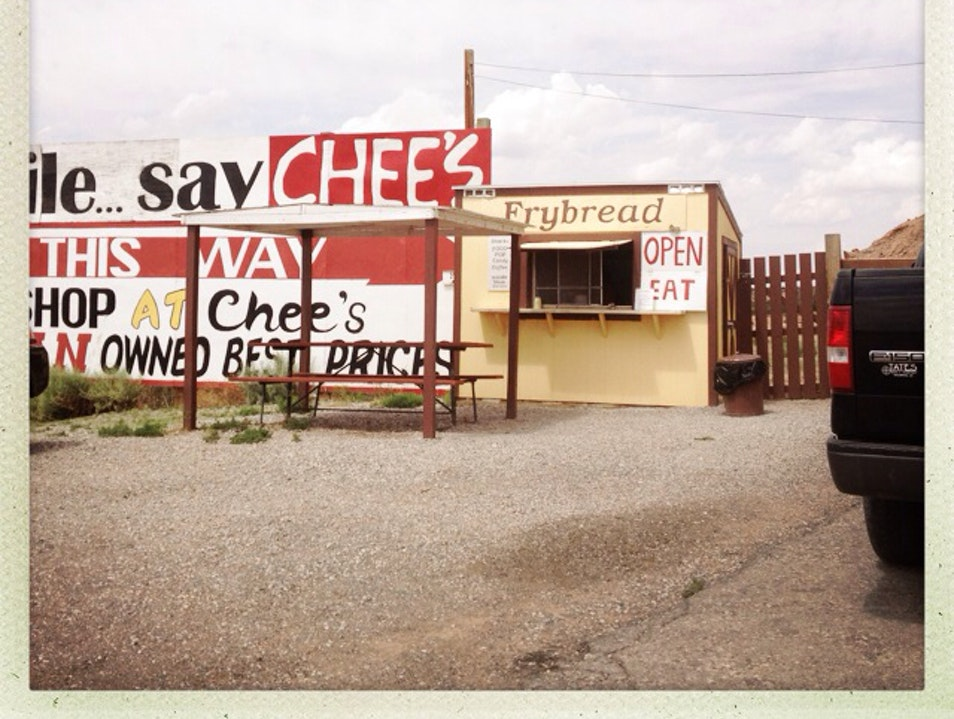Frybread Of The Desert Houck Arizona United States