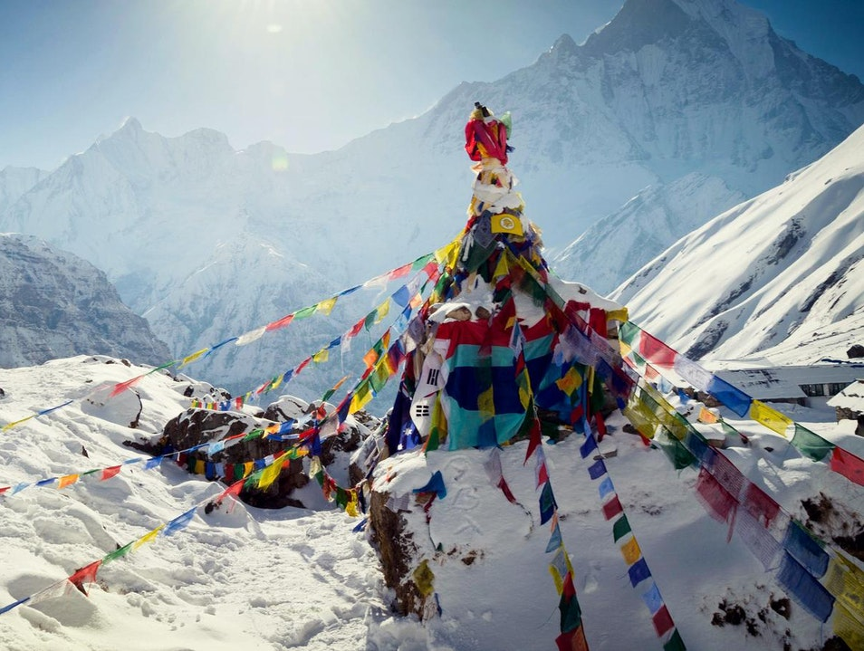 Tour in Nepal with Welcome Nepal Treks & Tours
