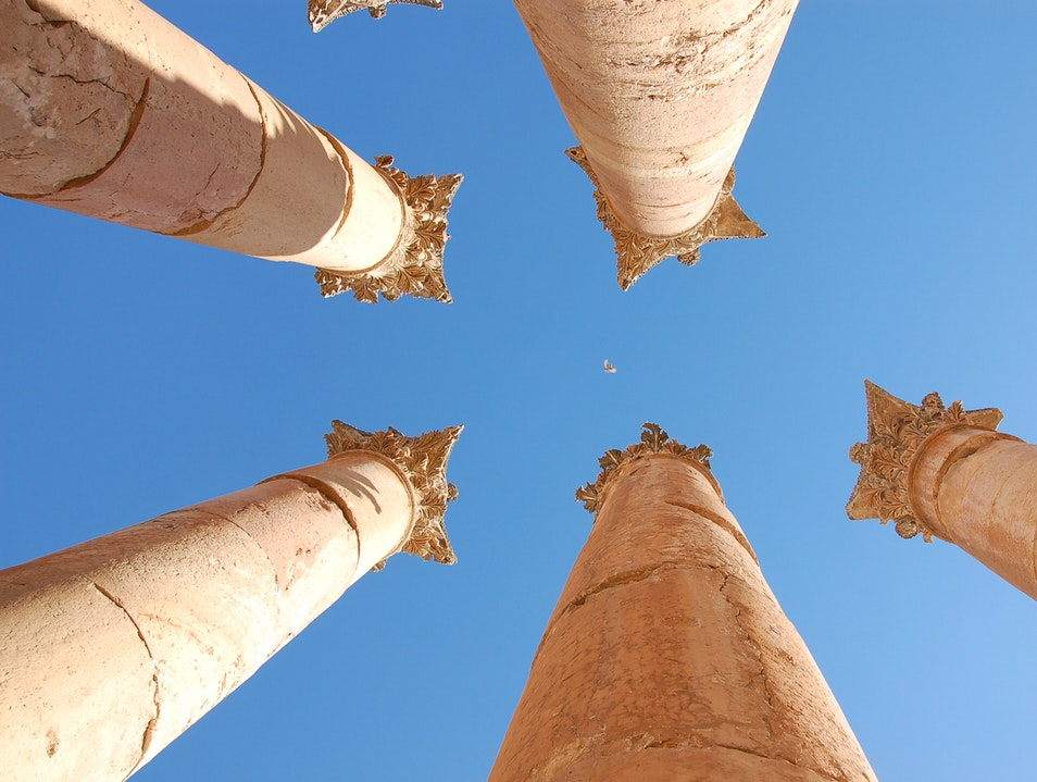 Beautiful Roman Ruins Without the Crowds