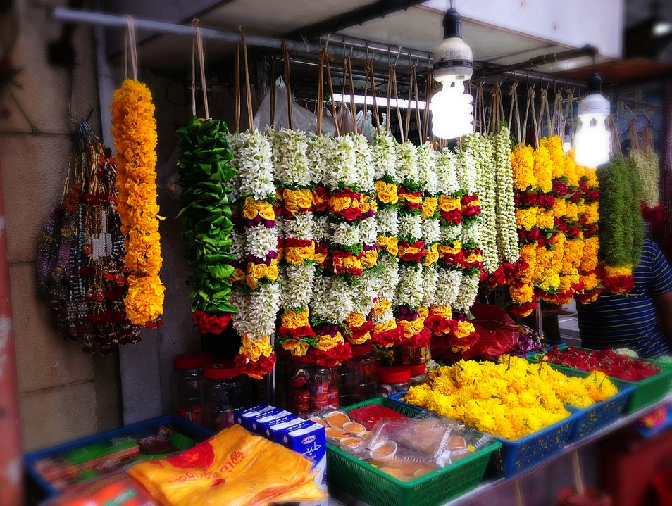 Little India, a Lot to Offer