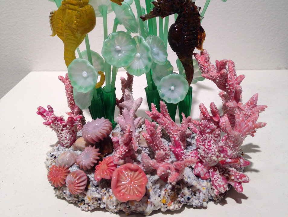 Lifeforms Exhibit at Pittsburgh Glass Pittsburgh Pennsylvania United States