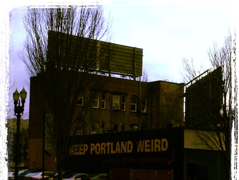 Weird Portland Portland Oregon United States