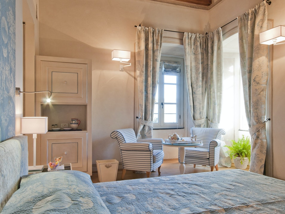 Sleep in the tower of a 14th Century Abbey