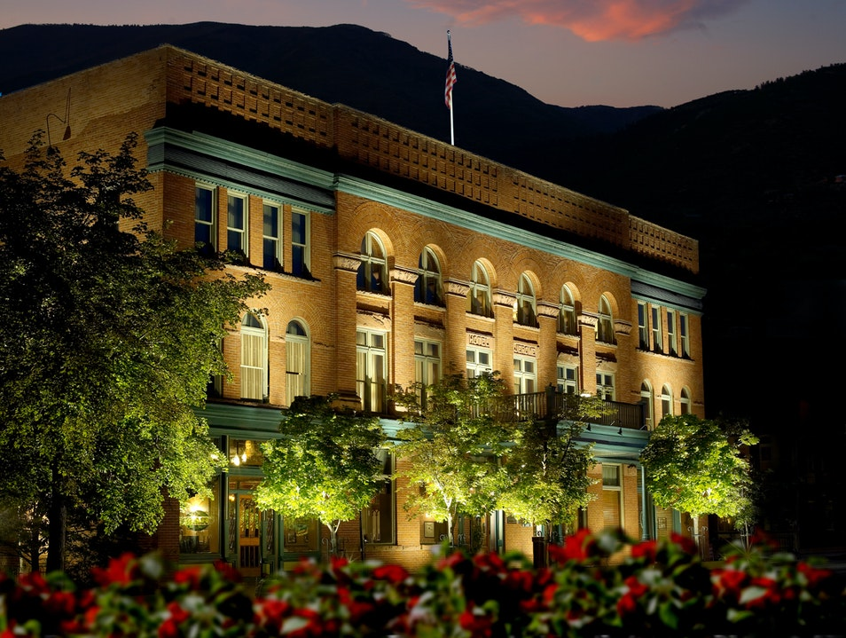 Hotel Jerome Aspen Colorado United States