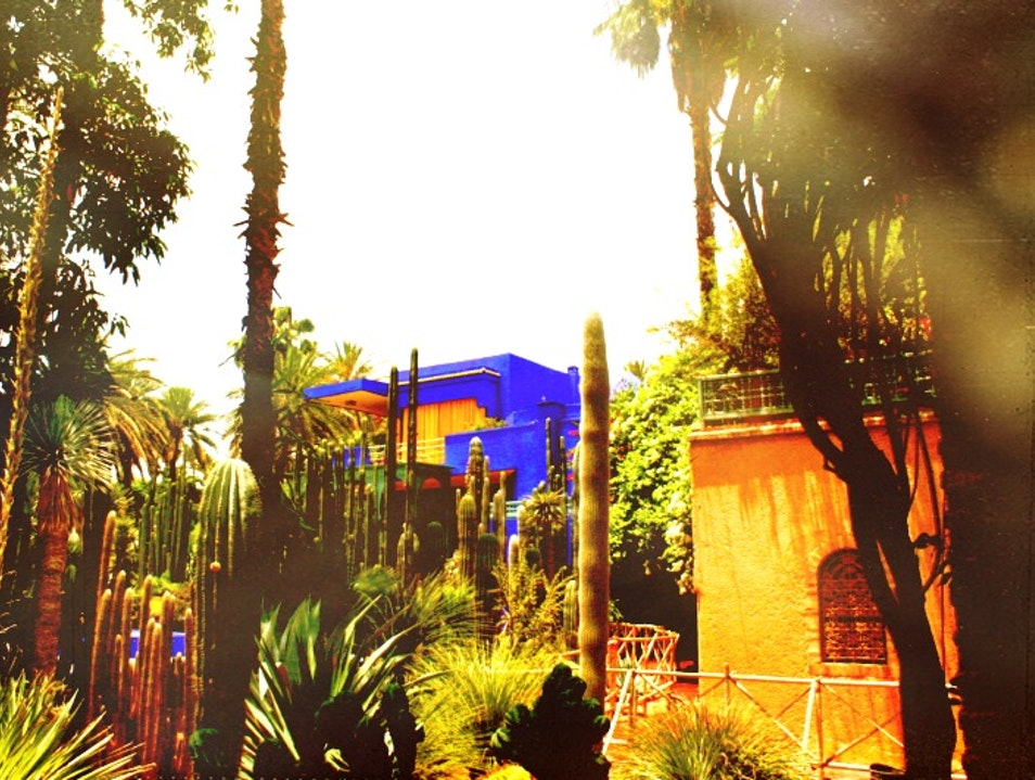 An Incredible Enclave in Marrakesh Marrakech  Morocco