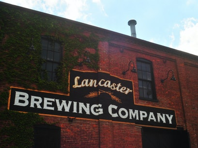 Lancaster Brewing Company Lancaster Pennsylvania United States