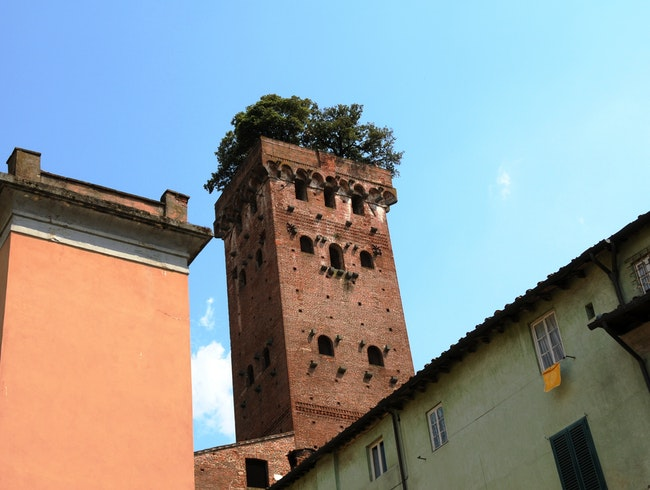Colorful Lucca