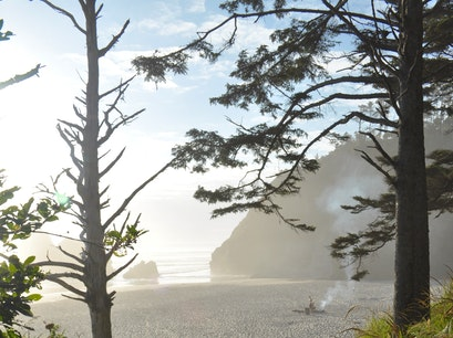 Arcadia Beach Cannon Beach Oregon United States