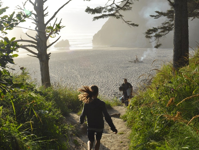 Lesser Known Beaches on the Oregon Coast