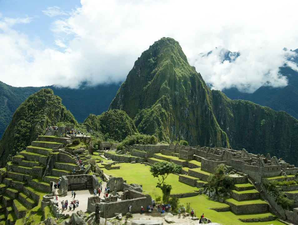 Historic Sanctuary of Machu Picchu Urubamba  Peru
