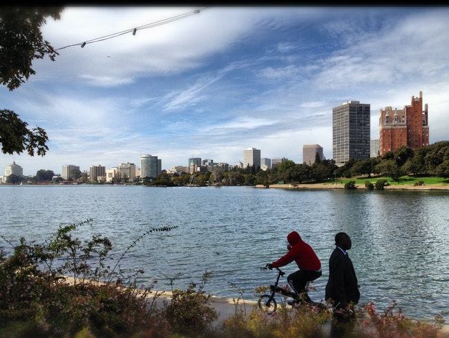 Oakland's Jewel: Lake Merritt