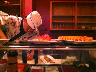 Tanoshii Sushi Bar Chicago Illinois United States