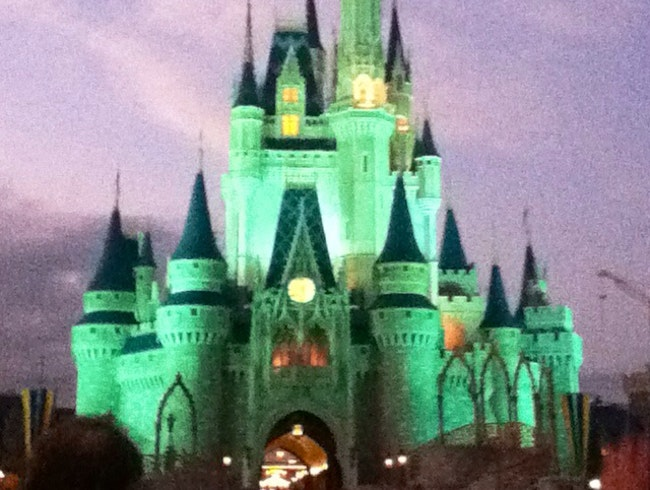 Happiest Place On Earth