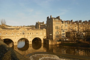 London day trips: Bath
