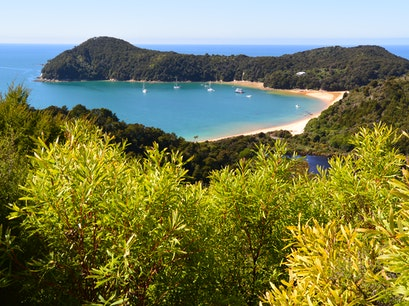 Abel Tasman National Park  Pohara  New Zealand