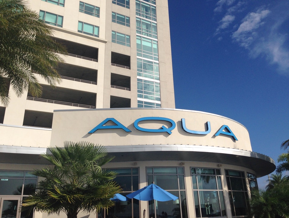 AQUA: Inspired by Water Tampa Florida United States